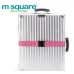 M SQUARE basic style travel suitcase strap luggage belt
