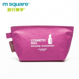 M SQUARE travel organizer Cosmetic bag (Pink)