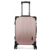 Luggage SN7711A 20″ Rose Gold