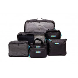 Travel Luggage Packing Organizer 8 PCS Set Storage Bags Packing Collection Pouch