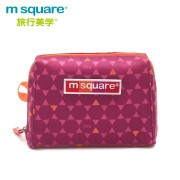 M Square Portable Lightweight Women Feminine Organizer Storage Pouch