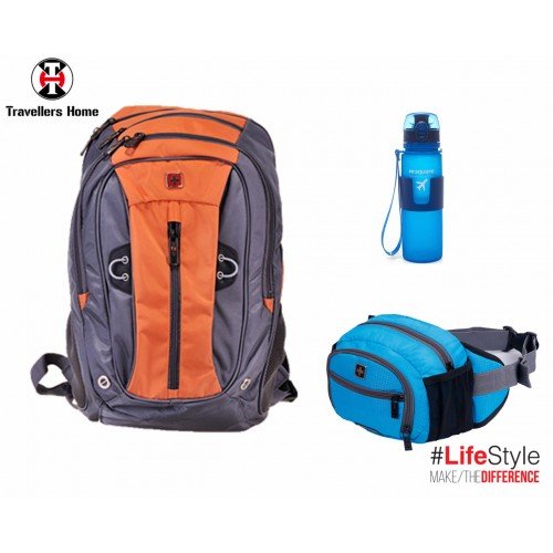 Young Style Travel Bag Package